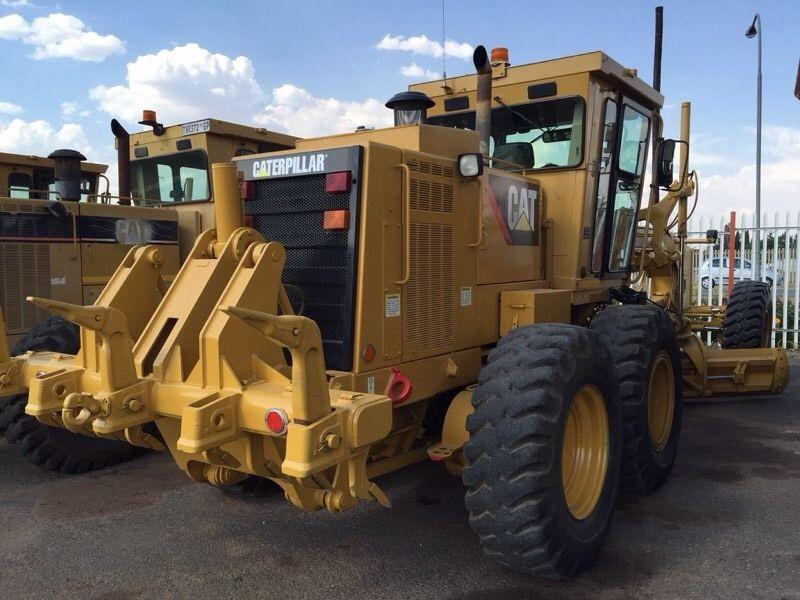 Caterpillar 140H graders x 4