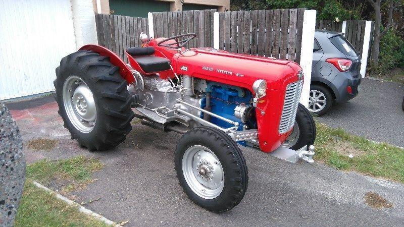 Massey Ferguson FE35 Tractor 1963
