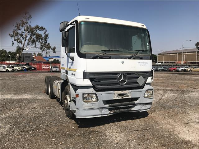 *** NOW STRIPPING *** Mercedes Benz Actros 2640