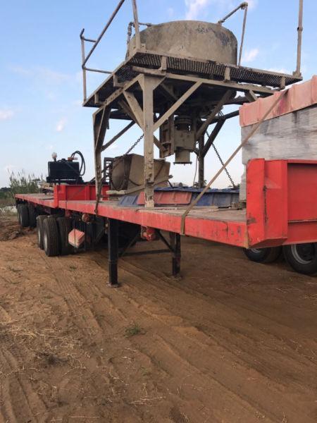 SA Truck Bodies Interlink Trailer