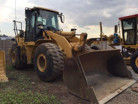 2012 Caterpillar 950H loader