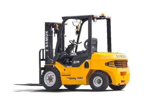 *NEW * 1.8 – 4.0 Ton SAMUK Diesel Forklifts