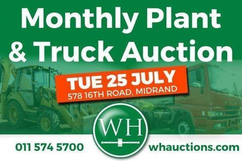 New Holland B90B 4x4 TLB : Earthmoving & Truck Auction: 25 July