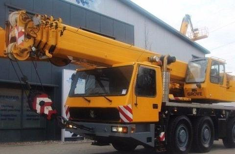 GROVE GMK3050 Crane for sale