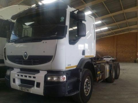 MONTHEND SPECIAL !!!2010 RENAULT 380 DOUBLE DIFF HORSE