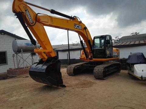 2011 JCB JS200 Excavator