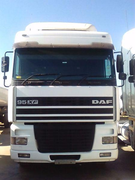 DAF 95XF Truck with contract available