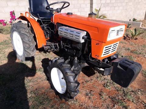 Tractor Yanmar ym155d 4x4