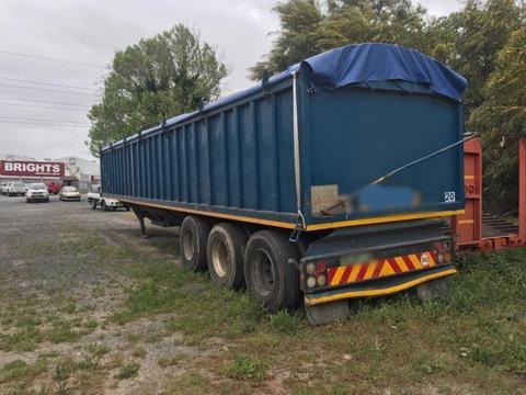 SA Truck Bodies Grain Dumper