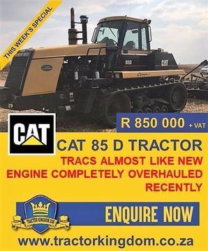 CAT 85 D Tractor