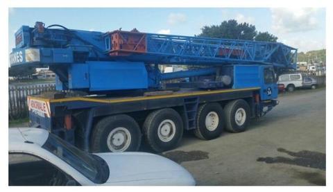 2003 GROVE GMK 4075 All Terrain Crane for sale