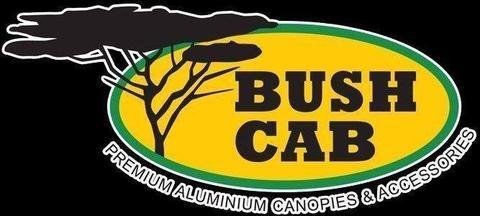 Customized alum canopies & accessories - Bush Cab