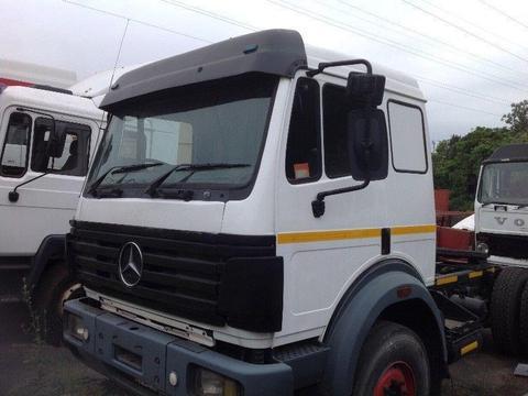 Mercedes Benz 18/31