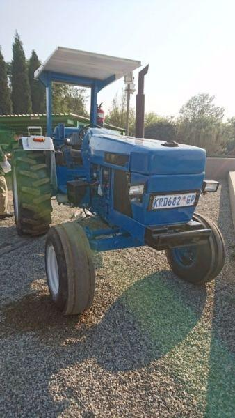 1996 New Holland 6610 Tractor