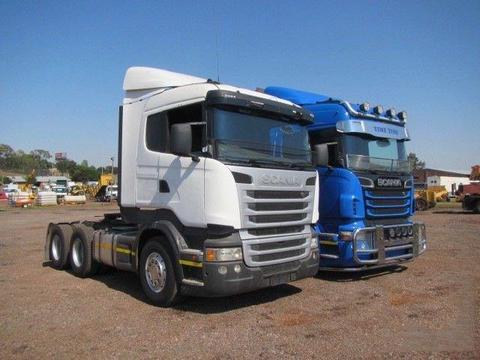 Irene, Pretoria - Truck & Construction Auction