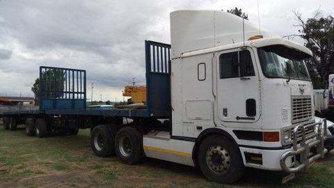 Homebuilt/SA Truck Bodies Interlink Trailer
