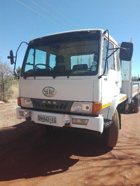 2008 FAW 8 Ton 15-180 Turbo Truck