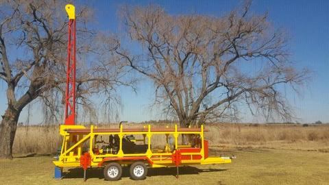 Yield test crane rig for sale