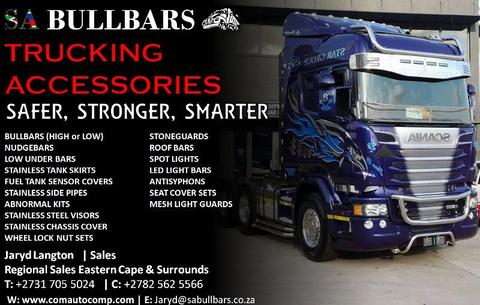 Truck Bullbars & Accessories - Quality