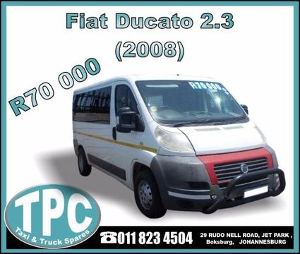 Fiat Ducato 2.3 - Good Condition