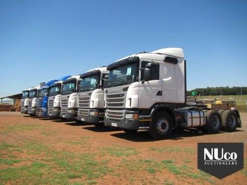 Irene, Pretoria - Truck, Plant & Earthmoving Auction