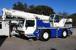 Crane dealer