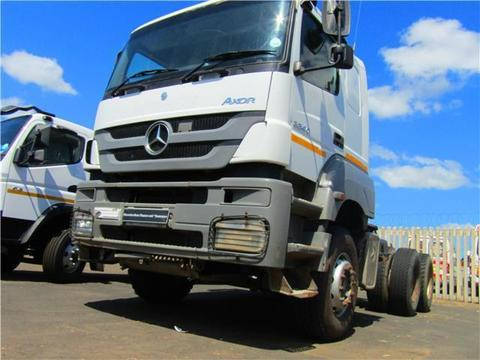 Mercedes-Benz Axor 3340S Truck For Sale