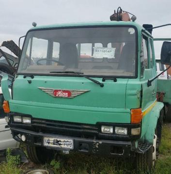 1995 Hino Crane truck