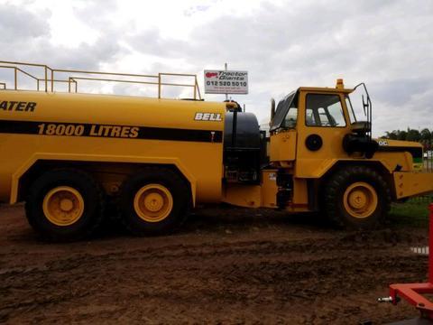 Bell water truck (805)