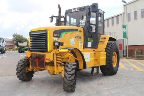 AUCTION: 2010 Bell 1226A Tractor 8231 Hrs: NMC (Pty) Ltd in Liquidation & WH Construction: 24 Apr