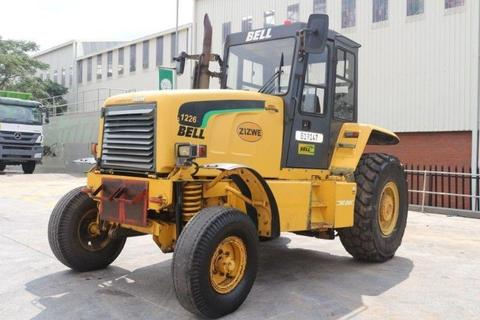 AUCTION: 2010 Bell 1226A Tractor 7165 Hrs: NMC (Pty) Ltd in Liquidation & WH Construction: 24 Apr