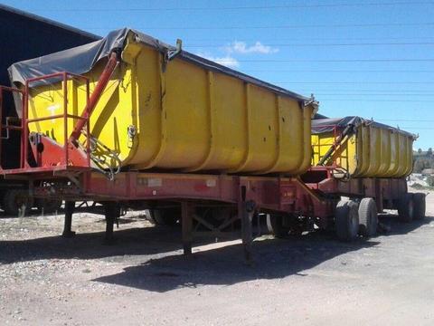 Cargo lite trailer
