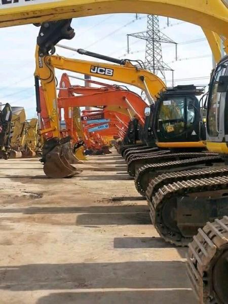 Construction equipment and machinery for sale!