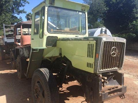 MB Trac 1000 (Mercedes Tractor) for parts