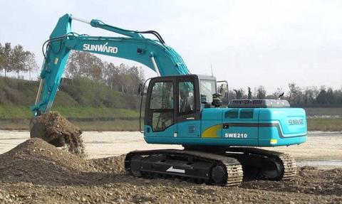 2018 Sunward SWE210M 21 Ton Excavator ** New on Special. Urgent