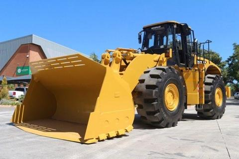 WH AUCTION: Construction & Earthmoving Tue 29 May at WH Midrand Urgent
