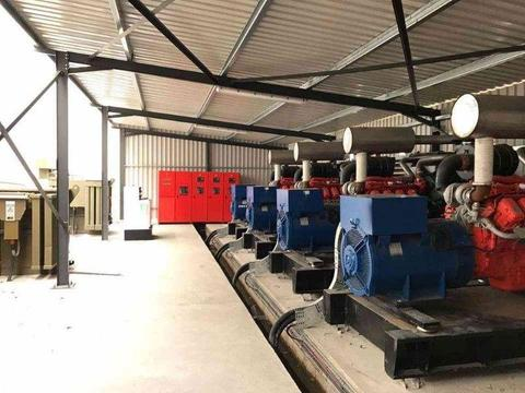Powerful generator solutions throughout Africa