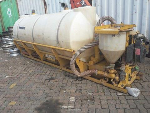Used Vermeer MX240 Road Construction Machine for sale