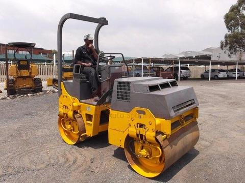 Bomag BW120AD-3 Roller