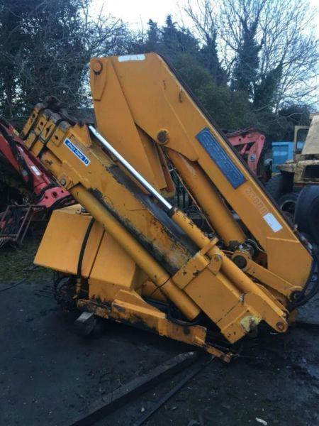 Effer 23000 crane for sale