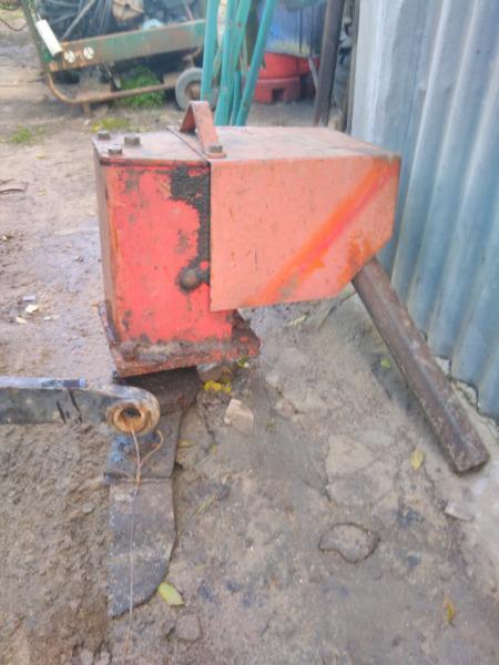 blower mower gearbox