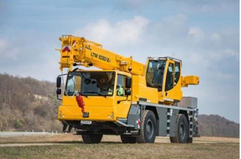 30 Ton - Liebherr - LTM 1030-2.1 - All Terrain Crane