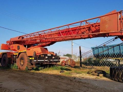 Used 1992 P&H Rough Terrain Crane for sale