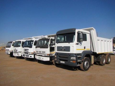 Irene, Pretoria - Truck & Earthmoving Auction