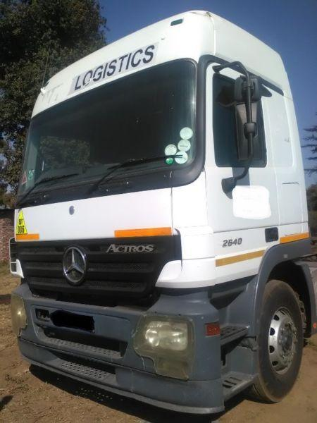 Affordable truck tractor for sale