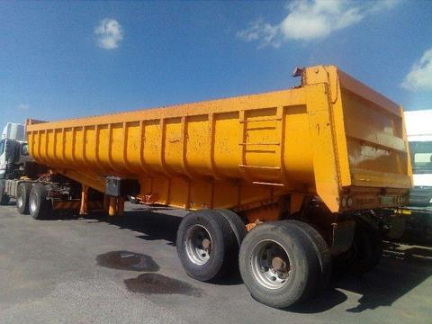 KEARNEY COPLIN TIP TRAILER FOR SALE