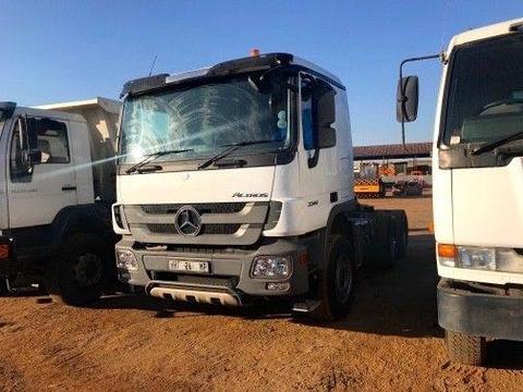 Boksburg, Gauteng - Major Transport & Construction De-Fleet and Bank Repo Auction
