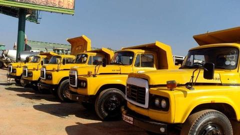 Crown City, Johannesburg - Auction Sale Of De-Fleet Assets and Ex Municipality Tipper Trucks