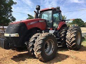 Case Trekker/ Tractor