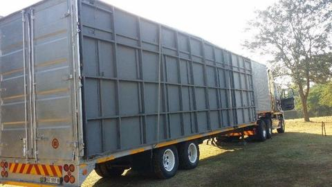 15m box Trailer for sale